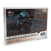 TOPPS NOW STAR WARS THE MANDALORIAN 40 CARD SET SEASON 1 CHAPTERS 1-8 COMPLETE