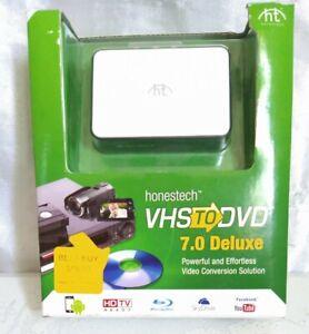 HONESTECH VHS TO DVD 7.0 DELUXE