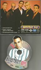 Howie D BACKSTREET BOYS INTERVIEW Actual SHAPED Europe CD single USA Seller 1997