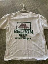 Belikin Beer Shirt  Mens Size M