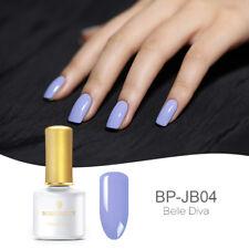 6ml BORN PRETTY UV Gel Nail Polish Soak Off Manicure Gel Varnish Red Purple Nude