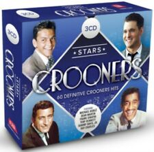 VARIOUS ARTISTS - Stars - Crooners CD *NEW & SEALED*