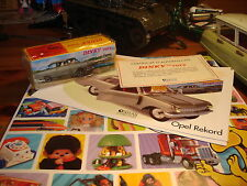 DINKY TOYS ATLAS  Opel Record