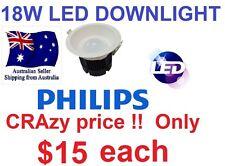 18W Philips LED DOWNLIGHT KIT COOL White  5000K 125mm Philips CHIPS