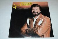 Glen Campbell~Letter To Home~1984 Atlantic America 90164-1~FAST SHIPPING
