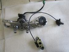 4. SUZUKI GSF 1200 Bandit WVA9 Ensemble fermé 1 clé bouchon de réservoir