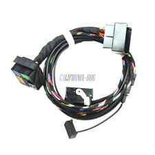 9w2 9w7 9zz Bluetooth Module Direct-Plug Harness Cable+Microphone for VW RNS510