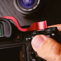 Camera Thumb Rest Thumb Grip Hot Shoe Cover For Sony A9 A7R III A7 III A7S3 A7R3