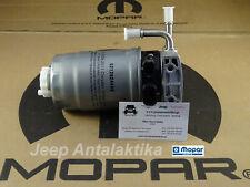 Fuel/Water Separator Jeep Wrangler JK 14-18 52126232AF New OEM Mopar