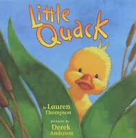 Little Quack, Thompson, Lauren, Very Good Book