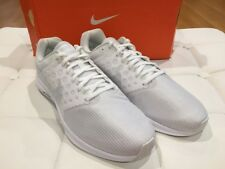 Nike Downshifter 7 Men's Running Shoes Size 11 White
