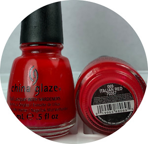 China Glaze Nail Polish FULL SIZE All are brand new PICK from List #1 (01-138)