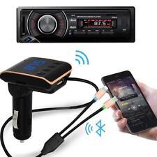Bluetooth Wireless FM Transmitter Modulator Car Kit MP3 Player SD USB-US SELLER