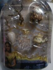 Beauty and the Beast Castle Friends Collection Disney NEW