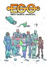Egos Earth Galactic Operatives Vol 1 by Stuart Moore & Gus Storms 2014 Tpb Image