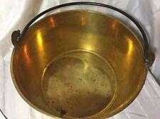 Large Jam  Maslin Pan/Preserve Pan/Cauldron: 32cm x 17cm Deep