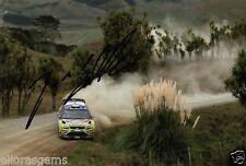 "Rally Driver Jari-Matti Latvala Hand Signed Photo Ford WRC 12x8"" AA"