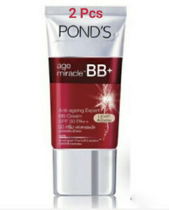 POND'S Age Miracle Expert BB Cream Anti Ageing SPF 30 PA++ Light 25 g x 2 Pcs