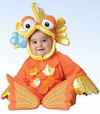 InCharacter GIGGLY GOLDFISH COSTUME (18-24 M/2T) Halloween Dress Up   NEW
