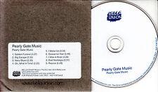 PEARLY GATE MUSIC Self Titled UK 9-trk promo CD BELLACD236P