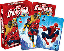 Marvel - Spider Man Youth playing cards