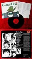 LP Iberl Bühne München: Grattler-Oper (Polydor 2459 165) D 1978