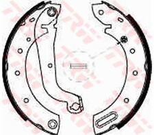 GS8625 TRW Brake Shoe Set Rear Axle