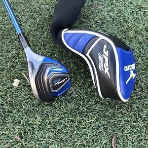 Mizuno Golf JPX EZ 16 Degree 2 Hybrid Graphite Stiff Flex Shaft Right Hand RH
