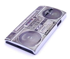 Schutzhülle f Sony Xperia S Lt26i Case Hard Cover Tasche Ghettoblaster Radio