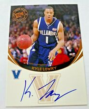 🔥🏀 KYLE LOWRY ROOKIE AUTO RC ON CARD *RARE* RAPTORS NBA PLAYOFFS 🏀🔥