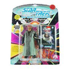 "STAR TREK NEXT GENERATION ""KLINGON WARRIOR WORF"" ACTION FIGURE 000367 NEW/SEALED"
