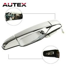 Chrome Outer Rear Right Side RH Door Handle for 2007-2013 GMC Yukon XL 2500