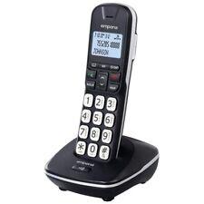 Emporia GD61 Senioren-Telefon schwarz