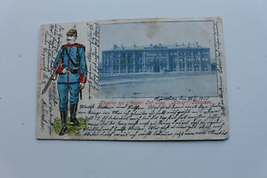 München Kaserne,gel.1915 n.Prutting