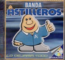 La Inconteninble Banda Astilleros Lo Dejaria Todo CD New Sealed