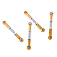 1/10 RC Truck 4pcs Steer Link Linkage Turnbuckles for Volcano EPX 94111