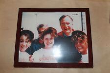 Hooters Girls & George Bush Sr. Photo 8 x 10 with Frame