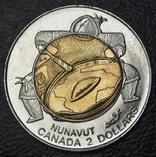 1999 CANADA $2 DOLLAR TOONIE - Nunavut - Nice