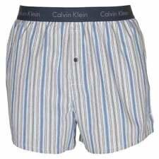 Calvin Klein Cotton No Striped Underwear for Men