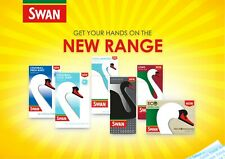 Swan Filters Tips: Extra Ultra Cool Menthol Long Graphite Fresh Burst Slim - BOX