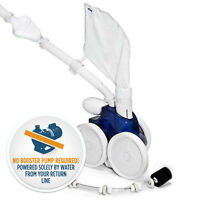 Polaris 360 F1 Pool Cleaner - In Ground Pressure Side Automatic Cleaner