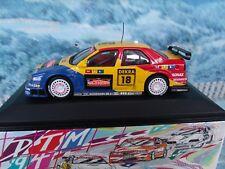 1/43 Minichamps   Alfa romeo 155  V6  TI DTM 1994 Nissen