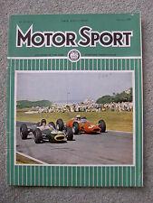 Motor Sport (Feb 1964) South African GP, Rochdale Olympic,Viking Hornet,Chrysler