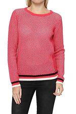 Damen-Pullover & Mittel mit Hüftlang und Baumwolle ohne Muster