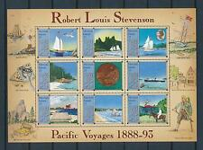 [24544] Marshall Islands 1988 Ships Boats Robert Stevenson Pacific travel MNH