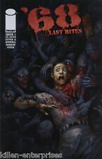 68 Last Rights #1 (of 4) Cover A Comic Book 2015 - Image