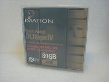 "Imation DLTtape IV 1/2"" Cartridge Tape 80GB Comp DLT 4000,7000 & 8000 Drives"