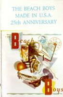 The Beach Boys .. Made In THE U.S.A. 25th Anniversary .. Import Cassette Tape