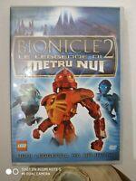 Bionicle 2 - Le leggende di Metro Nui (2004) LEGO DVD NUOVO SIGILLATO