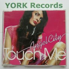 ANGEL CITY - Touch Me - Excellent Con CD Single Ministry Of Sound DATA 73CDX